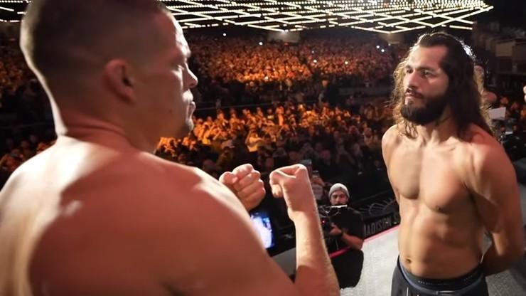 UFC 244: Diaz vs Masvidal. Ten pas trafi do największego kozaka! (WIDEO)