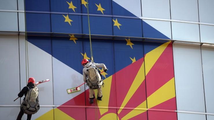 Brak decyzji UE w sprawie Macedonii Północnej i Albanii