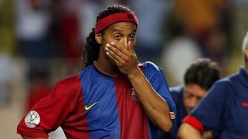 Ronaldinho pokonany w więzieniu! Pogromcami okazali się… morderca i złodziej