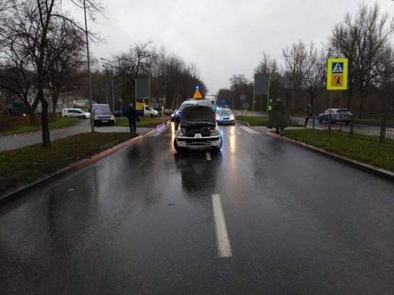 Do wypadku doszło na pasach w Skarżysku-Kamiennej