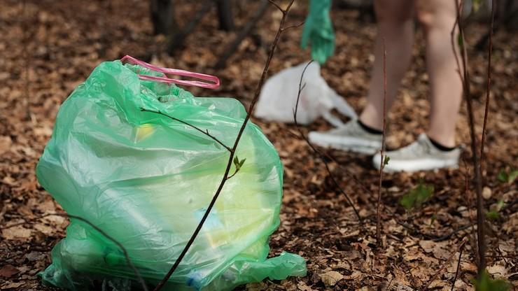 Od opadów z uboju po plastikowe butelki. Leśnicy walczą z masą śmieci