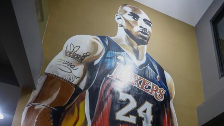 Bryant zostanie wprowadzony do koszykarskiej Galerii Sław