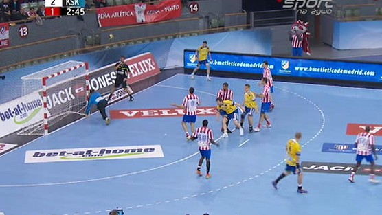 Atletico Madryt - KS VIVE Targi Kielce