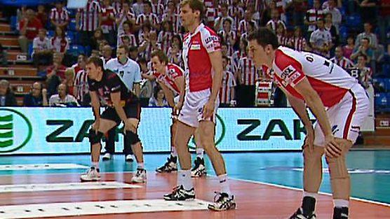 Asseco Resovia Rzeszów - ZAKSA Kędzierzyn Koźle set 1, mecz. nr. 3