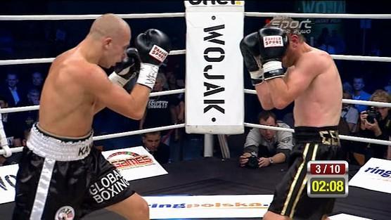Ghenadie Delisandru vs. Kamil Łaszczyk