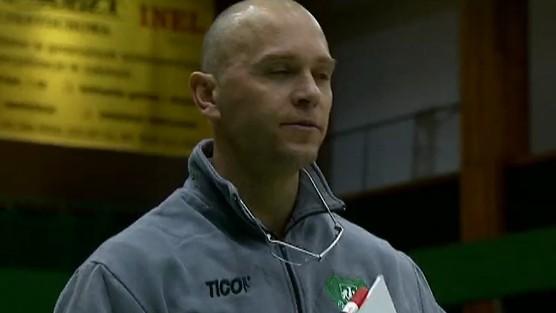 Tytan AZS Częstochowa - Indykpol AZS Olsztyn skrót set 3, PlusLiga