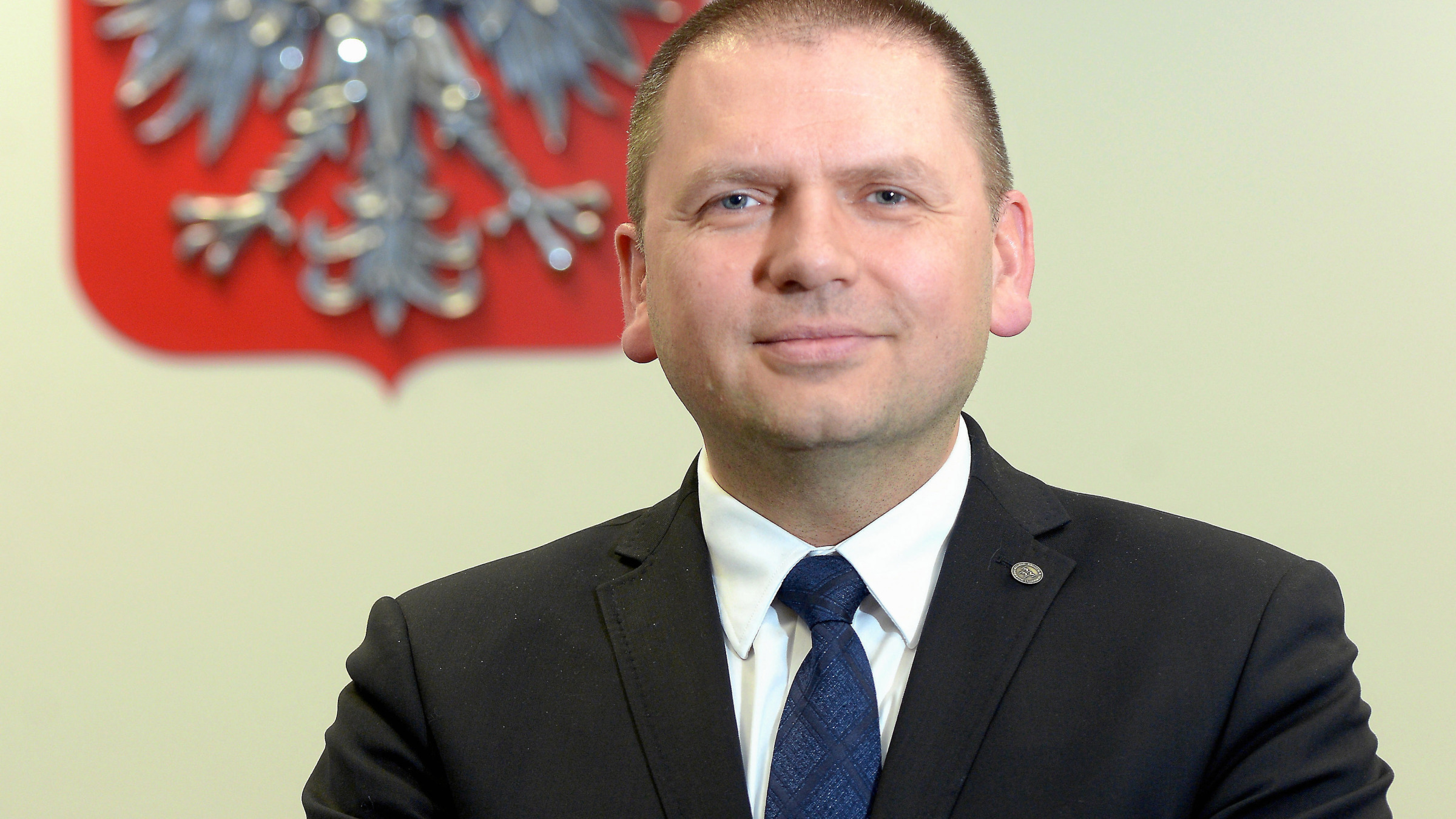 Maciej Nawacki admits to having signed his candidature for the national court register.