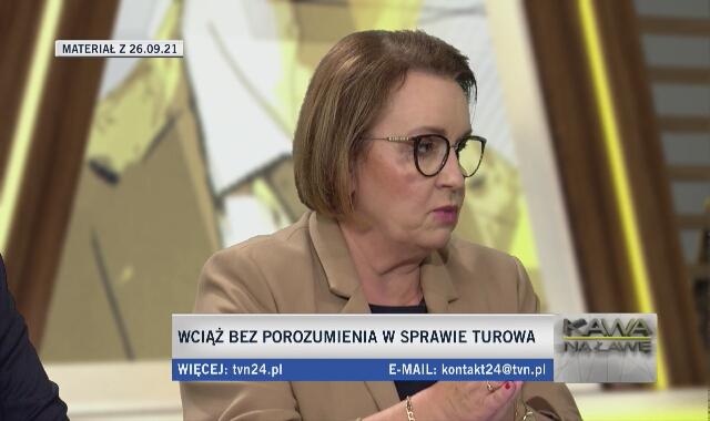 Anna Zalewska i Andrzej Dera komentują karę pieniężną w sprawie Turowa