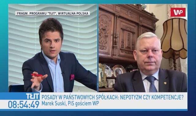Marek Suski o GROM Group: opłacana jest nie z pieniędzy podatników