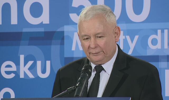 Kaczyński: dzisiaj mamy w Polsce opozycję totalną. To jest kwestia, którą traktujemy jako incydent w naszej historii
