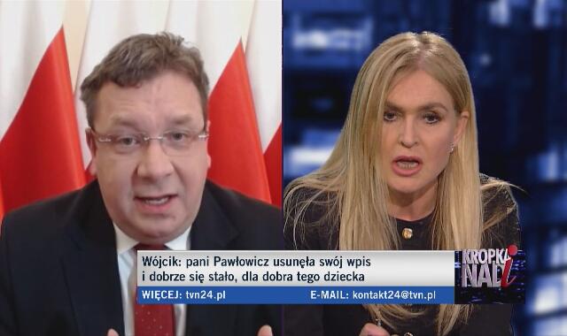 Monika Olejnik i Michał Wójcik o zmianie płci w Polsce