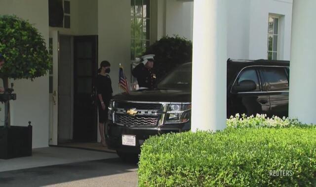 Premier Izraela z pierwszą wizytą Białym Domu