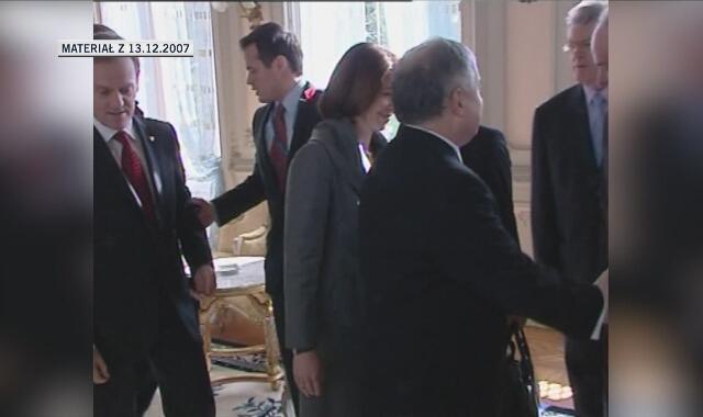 27 państw podpisało w Lizbonie traktat reformujący Unię Europejską (archiwum)