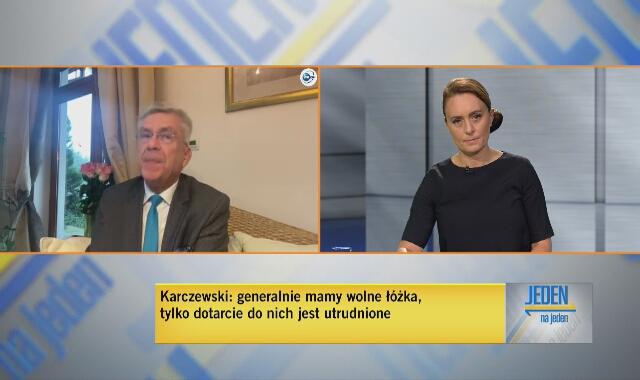 Stanisław Karczewski o zarobkach lekarzy i pielęgniarek