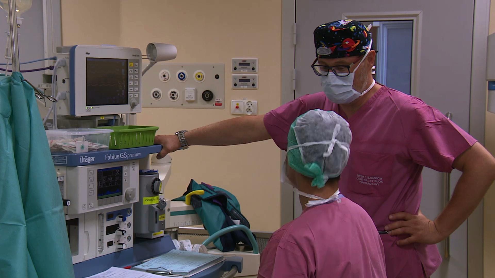 Los hospitales carecen de anestesiólogos.  Especialidad en discapacidad