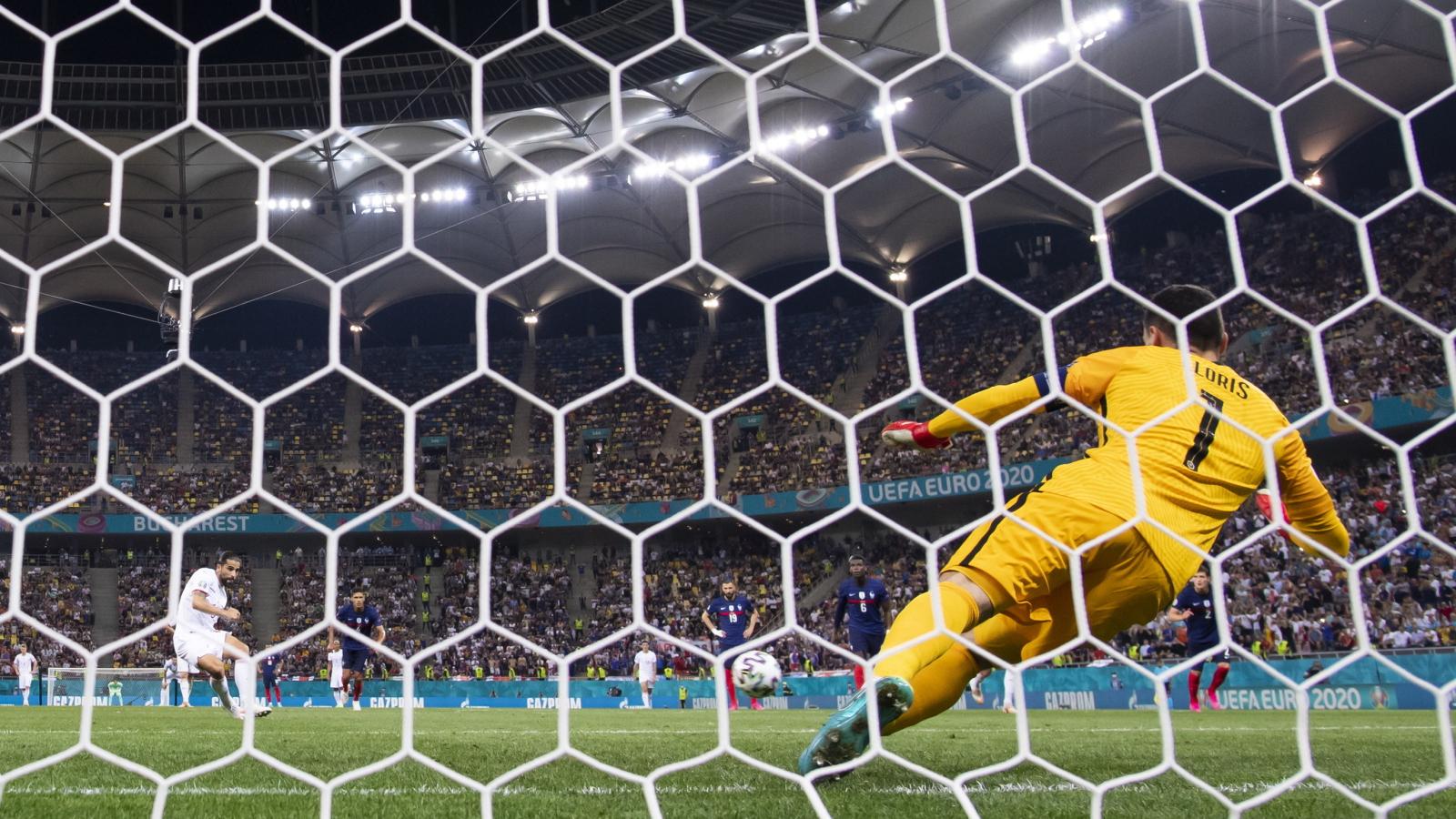 Francja i Chorwacja żegnają się z Euro 2020. Finaliści mundialu odpadli w 1/8 finału