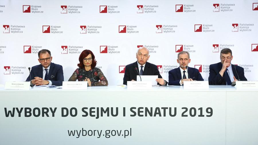 14.10.2019 | PKW podała zbiorcze wyniki wyborów do Sejmu