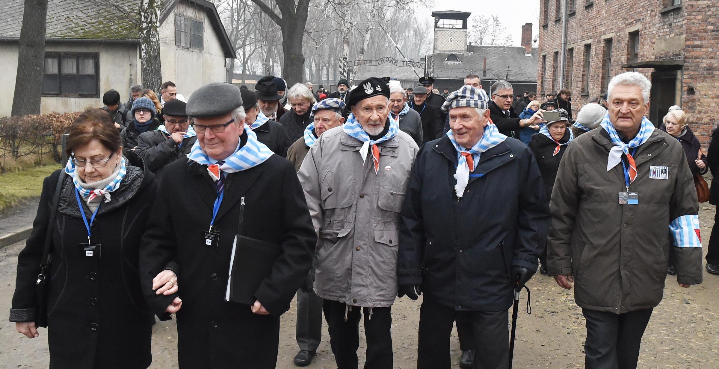 27.01.2018 | Obchody 73. rocznicy wyzwolenia Auschwitz. Rex Tillerson: przenigdy nie możemy być bierni wobec zła!