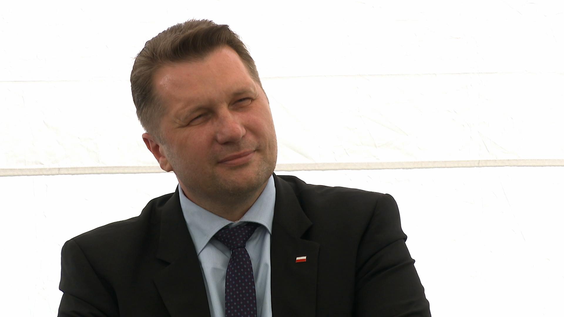Opozycja chce odwołania Przemysława Czarnka