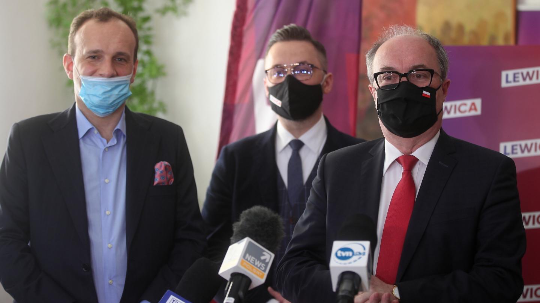 """Lewica zapowiada poparcie Funduszu Odbudowy. """"Kaczyński tylko może się dzisiaj cieszyć"""""""