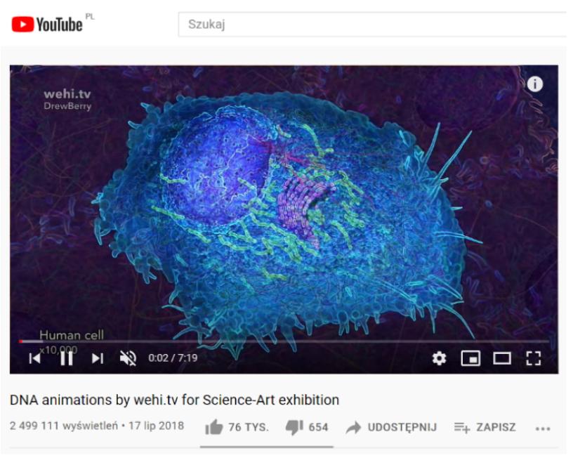 Film na kanale WEHImovies na YouTube