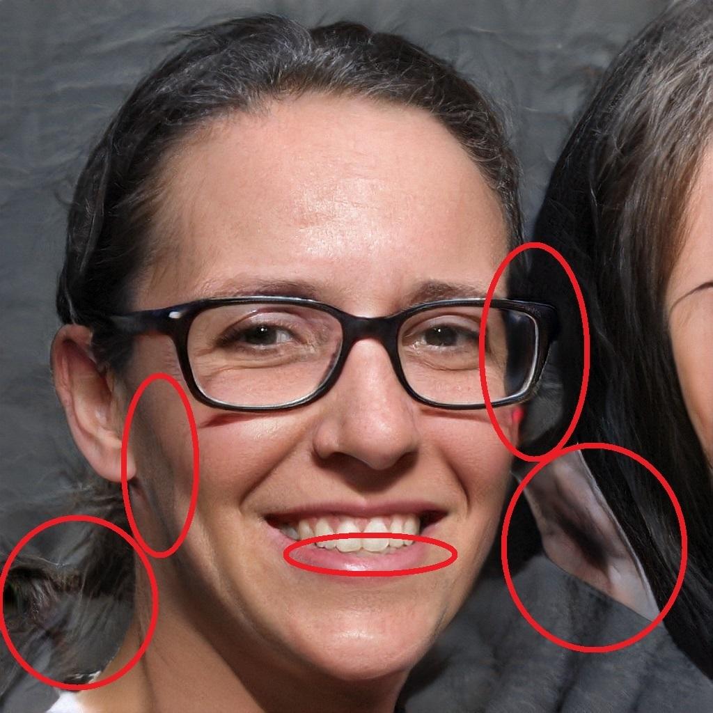 Kilka elementów portretu, które się sztucznej inteligencji nie udały