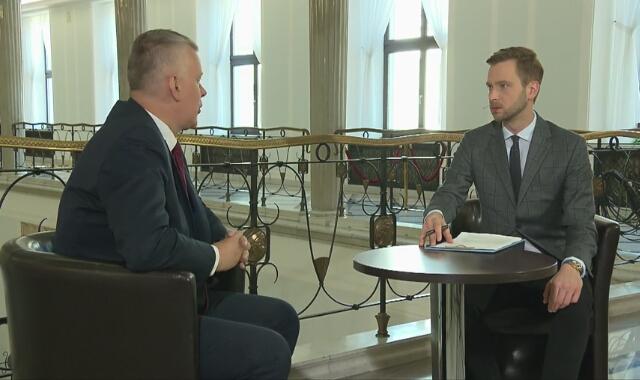 """Siemoniak: """"Minister Kamiński powinien być pierwszy przy komisji do spraw służb specjalnych i tam przedstawić powody, dowody"""""""