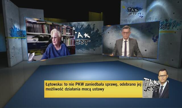 Profesor Ewa Łętowska o stanowieniu prawa w Polsce