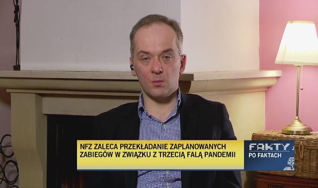 Szułdrzyński: brakuje nam kilkudziesięciu tysięcy lekarzy i najprawdopodobniej znacznie większej liczby pielęgniarek