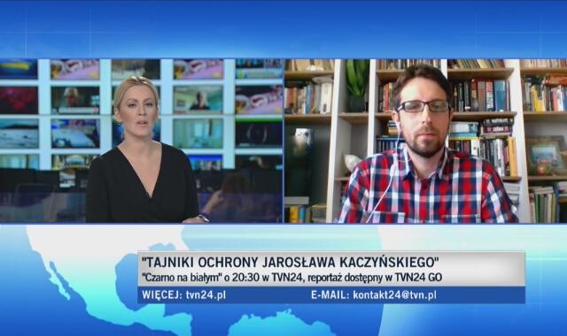 Tajniki ochrony Jarosława Kaczyńskiego. Rozmowa z Grzegorzem Łakomskim