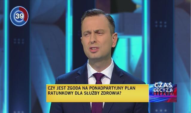 Władysław Kosiniak-Kamysz twierdzi, że rząd Prawa i Sprawiedliwości utajnił raport o zadłużeniu szpitali.