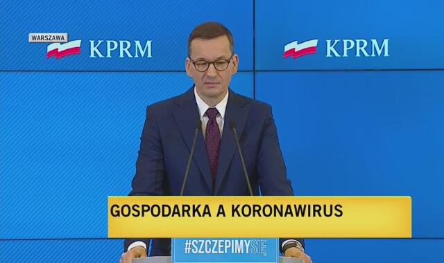 Premier Mateusz Morawiecki o podatku cyfrowym - wypowiedź z 9.02.2021