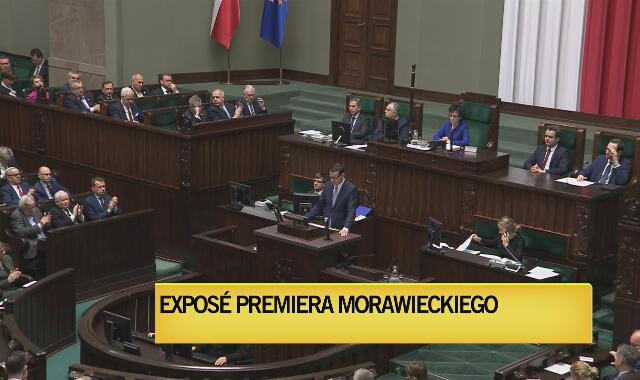 Premier Morawiecki o docenianiu polskiej gospodarki za granicą