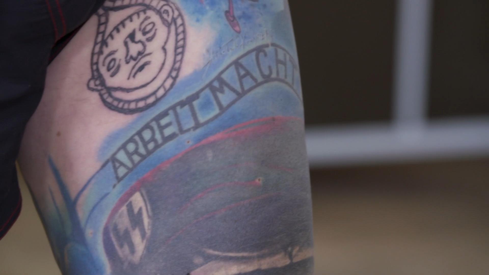 Druga Twarz To Najgorsze Tatuaże W Historii Programu