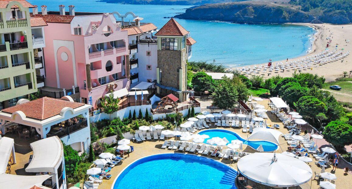 Bella Vista Beach Club - Riwiera Bułgarska - Bułgaria