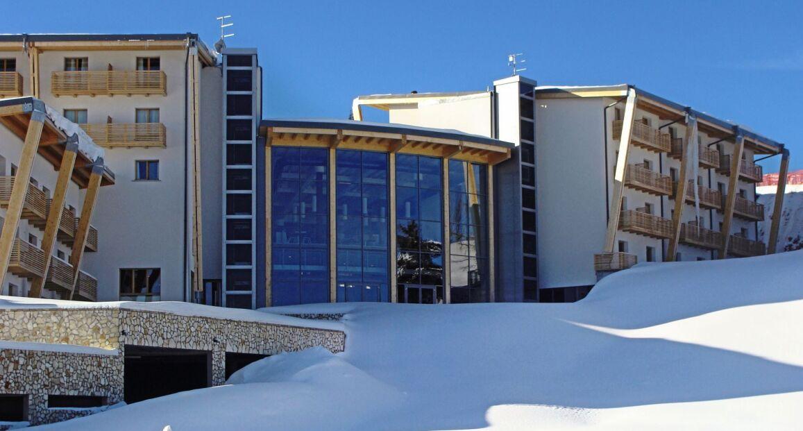 Le Blanc Hotel & Spa - Monte Bondone - Trentino - Włochy
