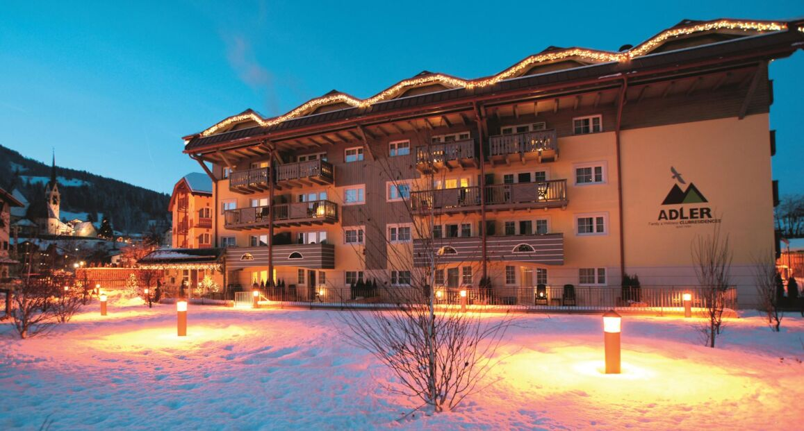 Apartamenty Adler - Val di Fassa - Trentino - Włochy