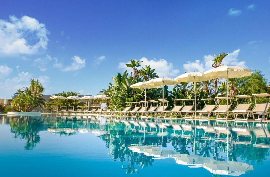Hotel VOI Arenella Resort - Syrakuzy