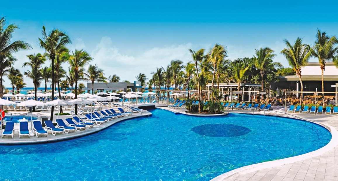 Riu Yucatan Riviera Maya Meksyk Opis Hotelu Opinie