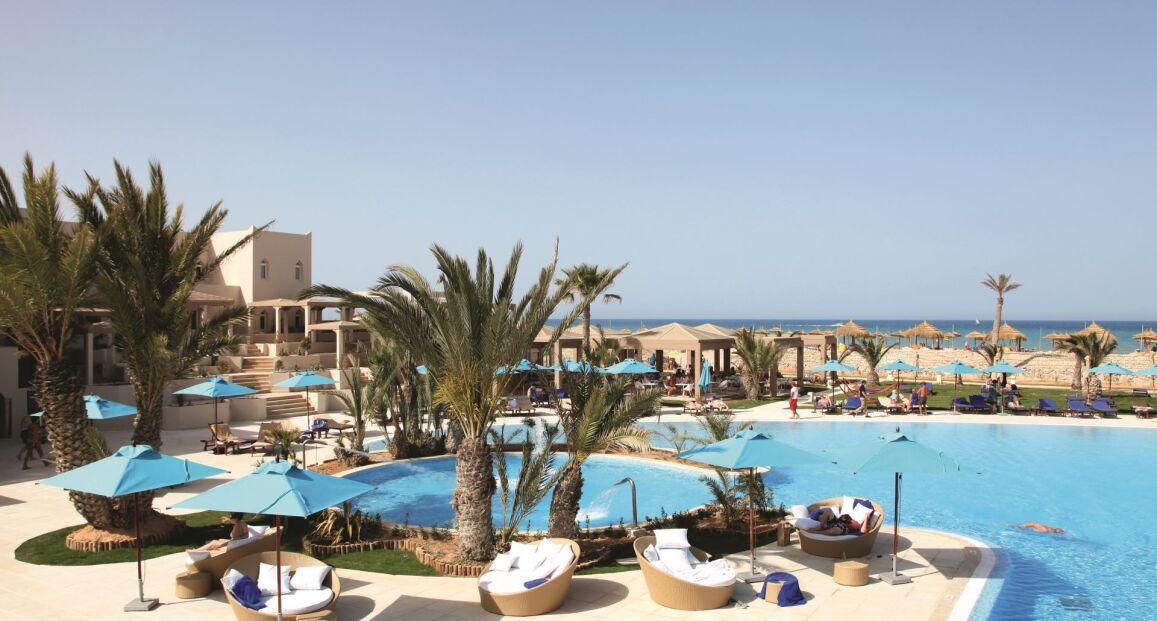 TUI Blue Palm Beach Palace - Djerba - Tunezja