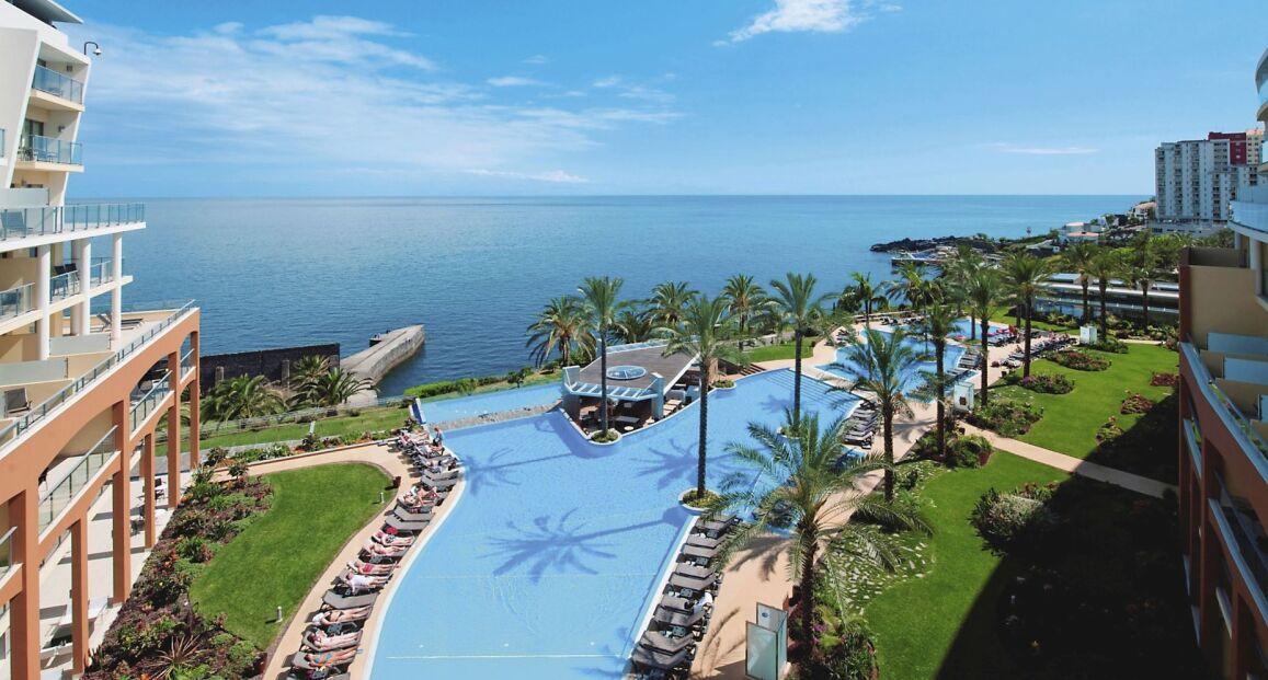 Pestana Promenade Premium Ocean SPA Resort  - Madera - Portugalia
