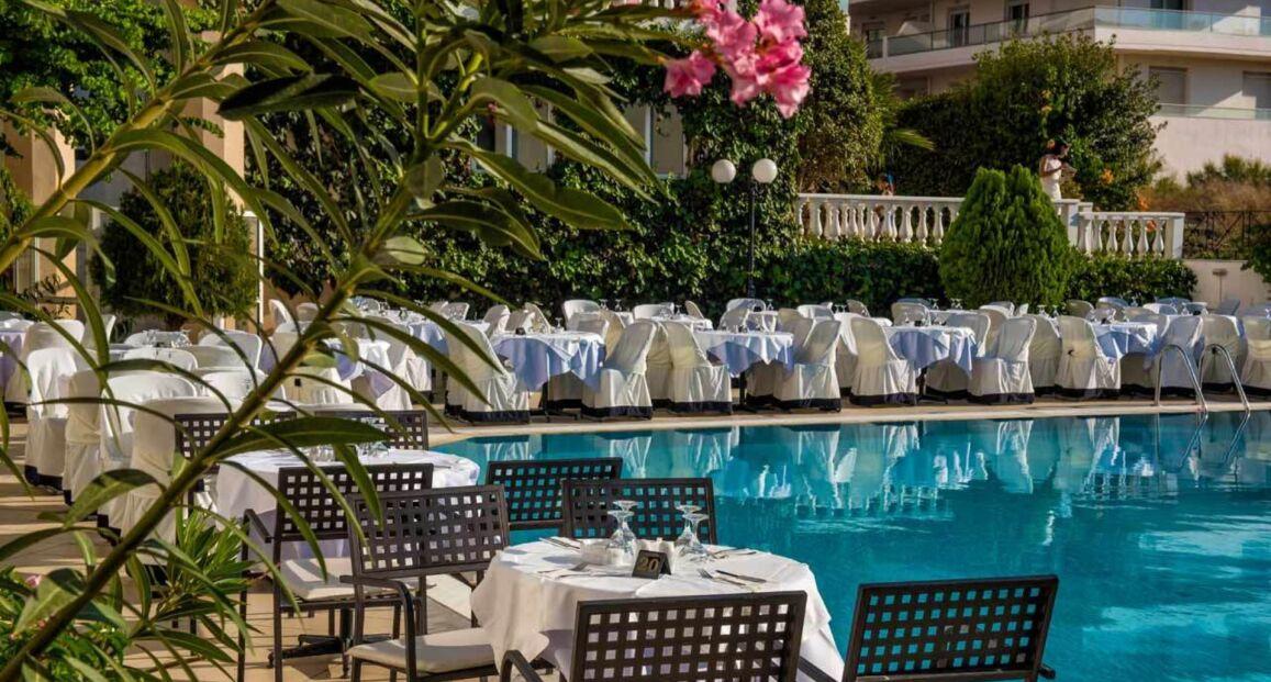hersonissos palace kreta grecja hotel opinie tui