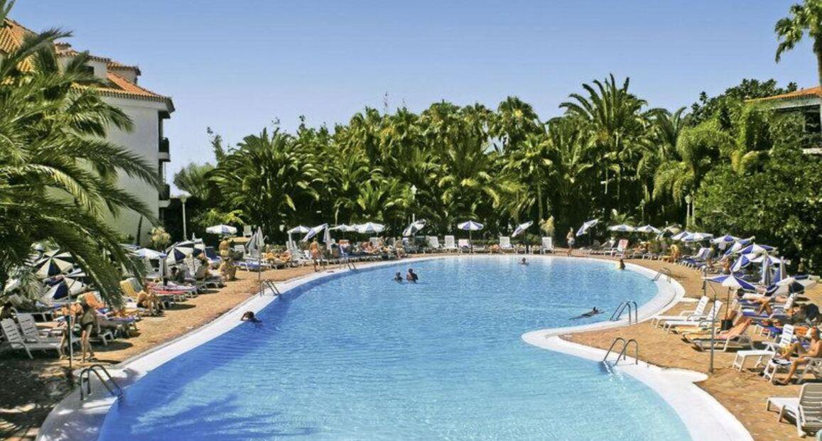Hotel Parque Tropical Gran Canaria Wyspy Kanaryjskie