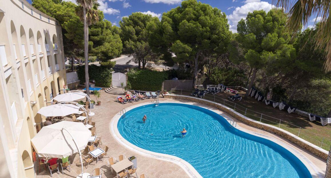 Aparthotel Floramar - Minorka - Hiszpania
