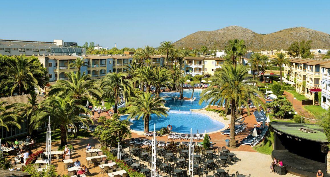 Aparthotel Alcudia Garden - Majorka - Hiszpania