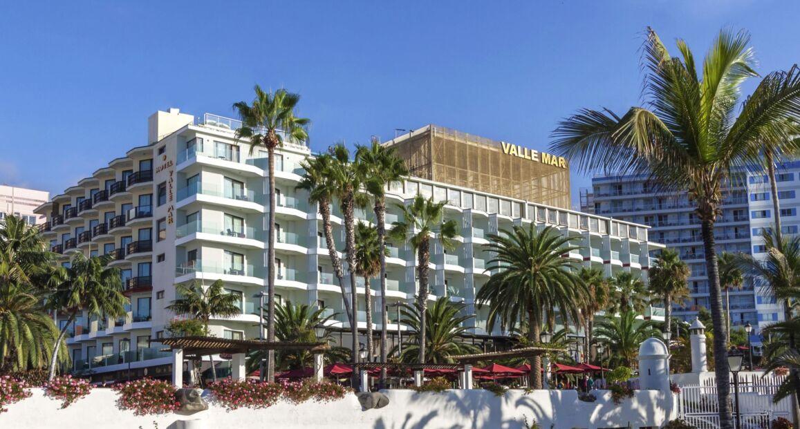 Hotel valle mar teneryfa wyspy kanaryjskie opis hotelu tui biuro podr y - Hotel vallemar puerto de la cruz ...