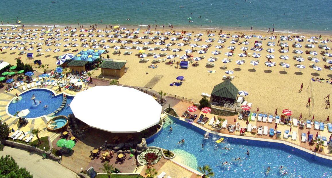 Morsko Oko Garden - Riwiera Bułgarska - Bułgaria