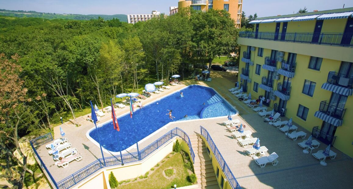 Blue Sky - Riwiera Bułgarska - Bułgaria