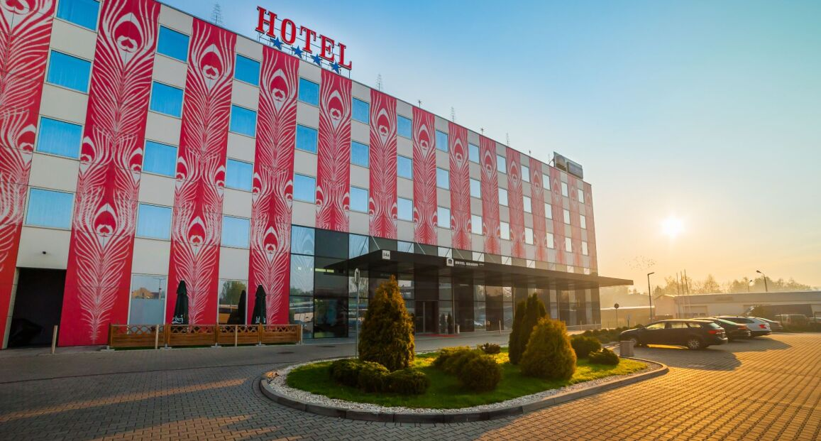 Hotel Best Western Cracovia