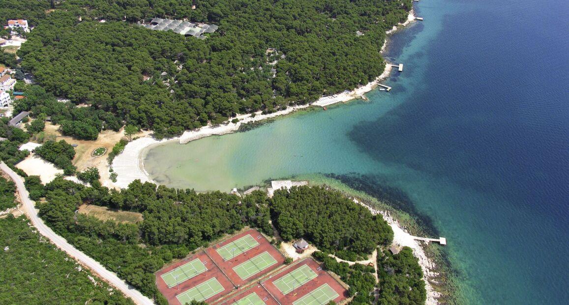 Pine Beach Dalmacja Chorwacja Opis Hotelu Opinie